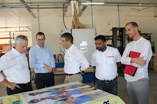 HILTI DELEGATION VISITS BSDU JAIPUR TO PURSUE APPRENTICESHIP TIE-UP