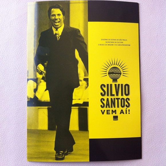 Resenha: Silvio Santos vem aí!