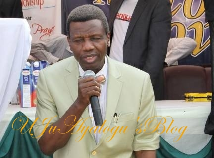 """Significant GOLIATH Will Fall"" - Pastor Adeboye Releases 2018 Prophecies At Crossover Night"