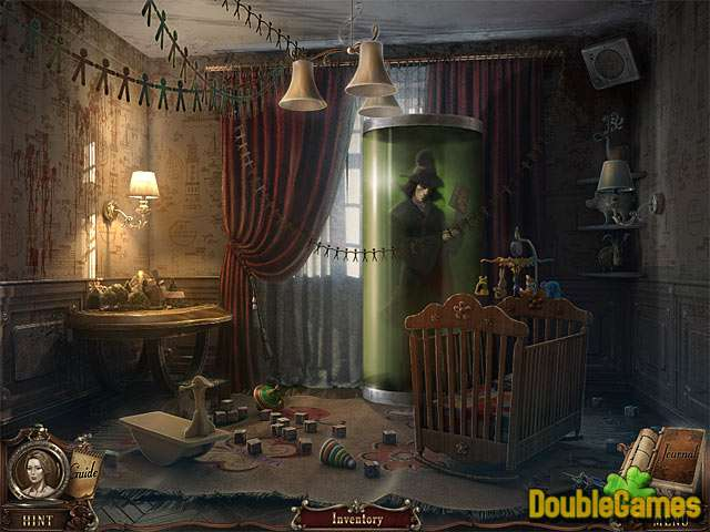 Creepy And Cool Creepy Hidden Object Games