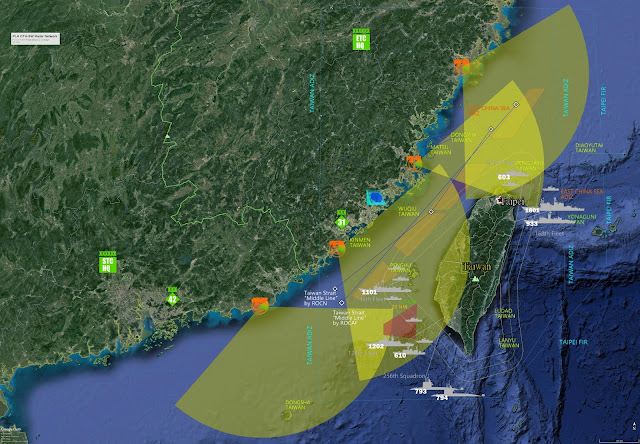 PLA OTH surface wave radar network and its 300 km coverage