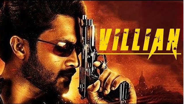 VILLAIN (2019) Hindi Dubbed 400MB HDRip 480p x264