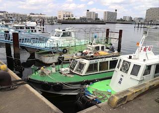 Funabashi boat park
