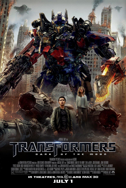Transformers 3 – O Lado Oculto da Lua Dublado