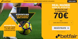 betfair supercuota Real Madrid gana Athletic 21 abril 2019