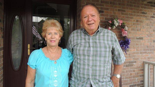 Channon christian parents divorce