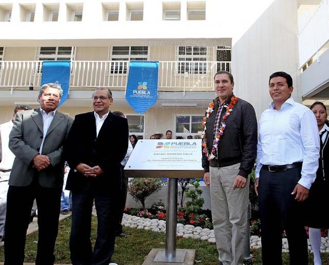 Puebla pionero en educación pública superior a distancia