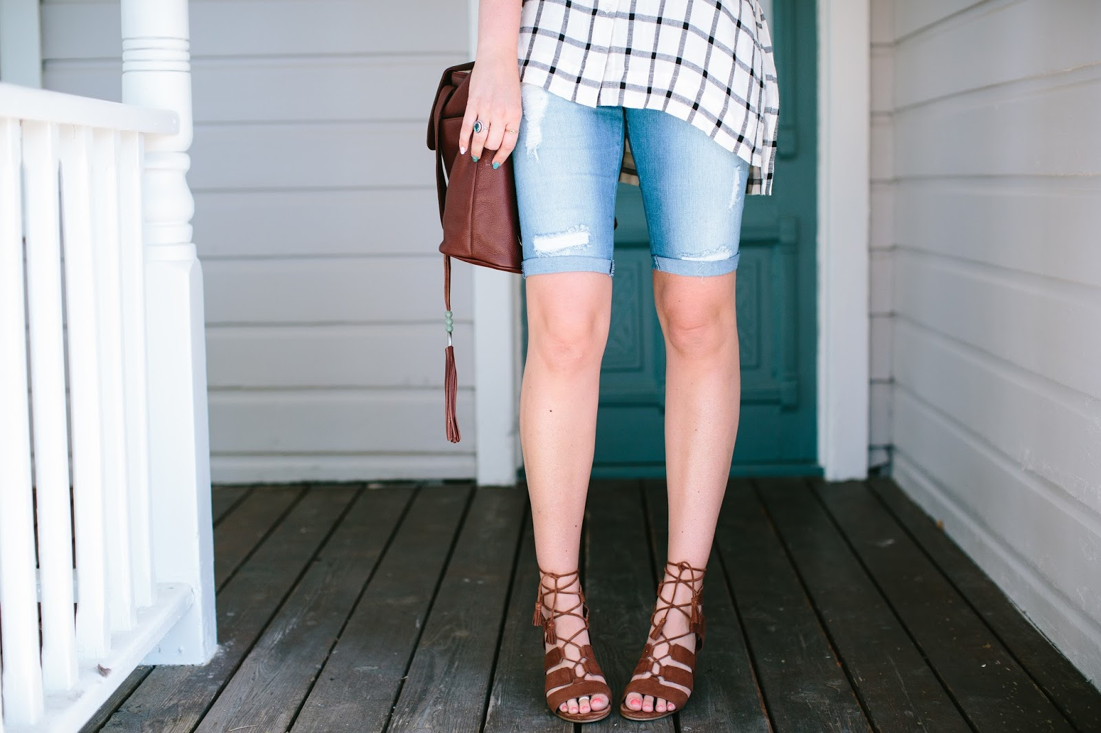 Long Legs, Modest Shorts, Fashion Blogger