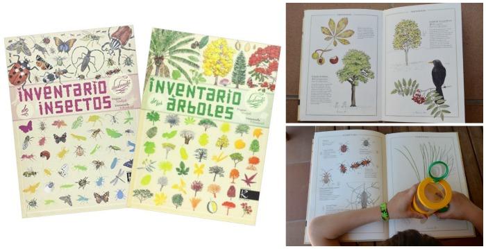 libros infantiles inventarios ilustrados kalandraka, primavera Portada e interior