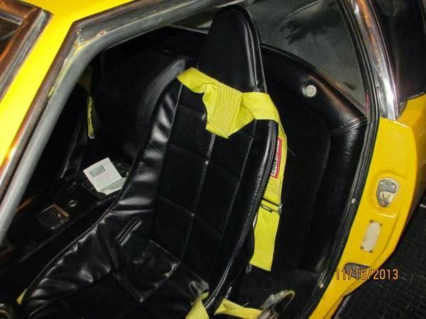 Yellow Panther, 1972 De Tomaso Yellow Pantera   Auto ...