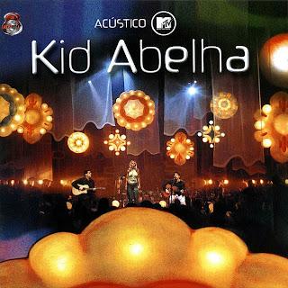 Capa do disco Acústico MTV, que o Kid Abelha lançou em 2002