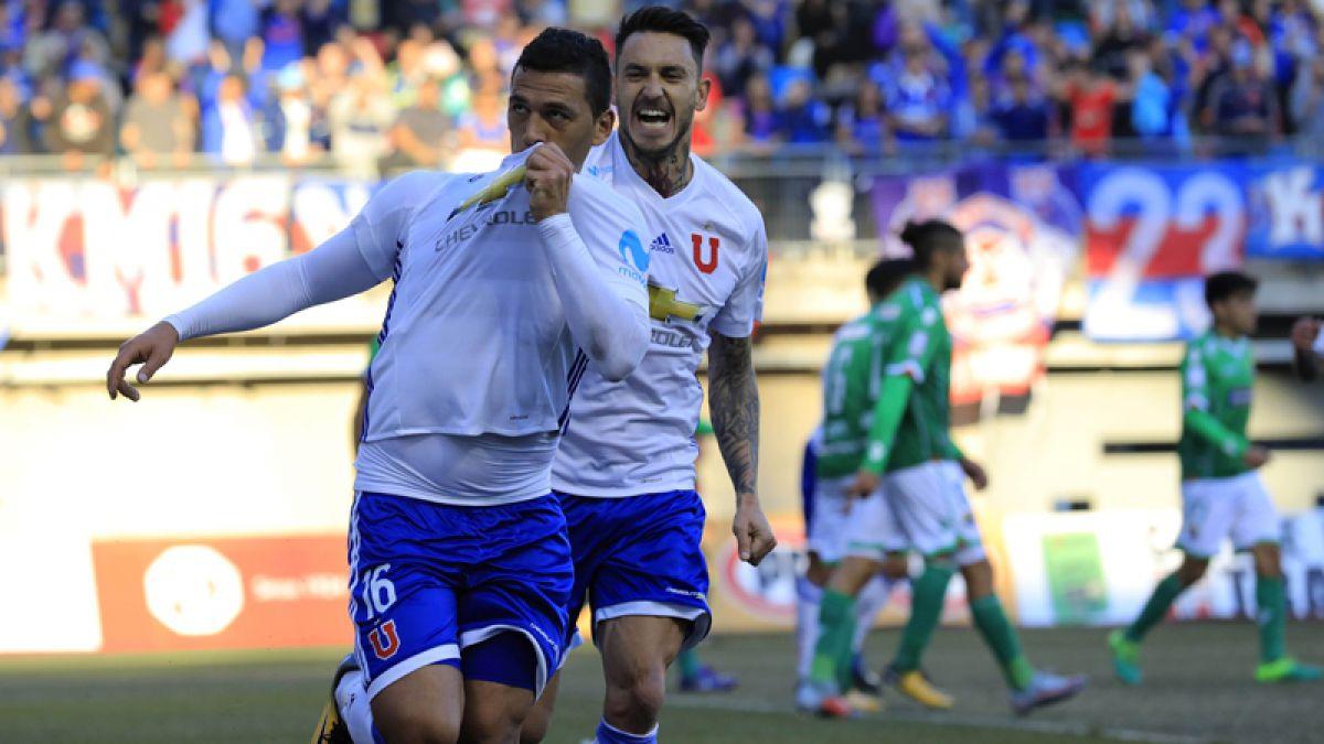 Universidad de Chile vs Audax Italiano EN VIVO por la Primera División