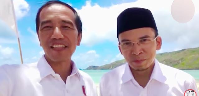 Relawan Jokowi Dukung TGB jadi Cawapres, Empat Alasannya