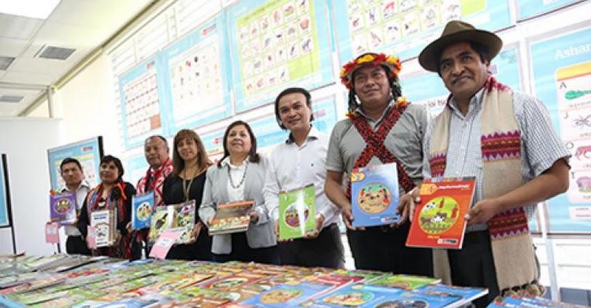 MINEDU: La Educación Intercultural Bilingüe llegará hasta el último rincón del país - www.minedu.gob.pe