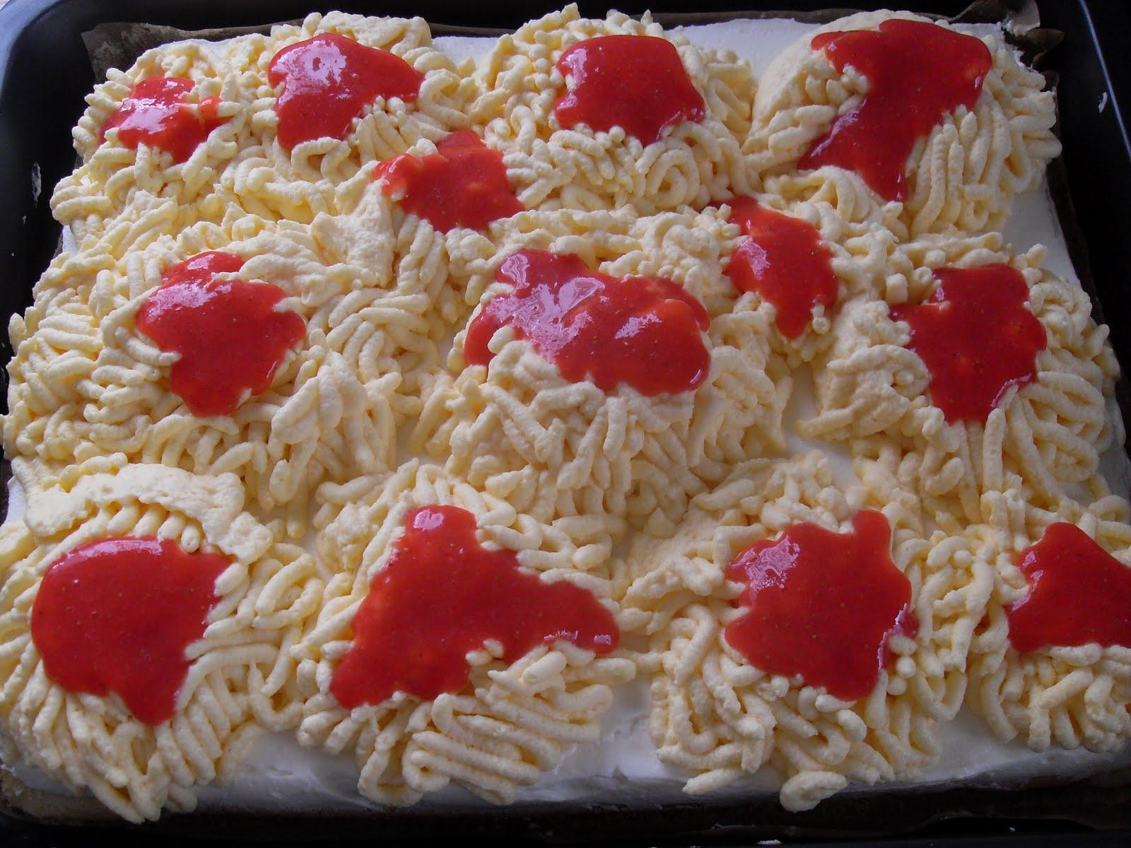 Sanna S Hexenkuche Spaghettikuchen