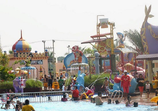 Tiket Masuk Depok Fantasy Waterpark