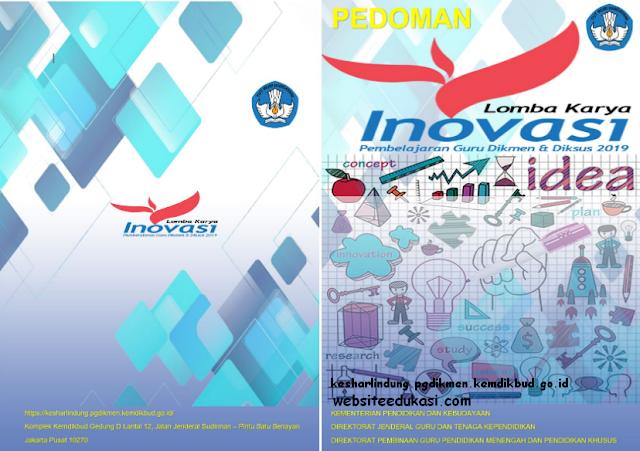 Pedoman Inobel Dikmen dan Diksus 2019