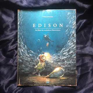 Rezension Bilderbuch Edison Torben Kuhlmann Rezension