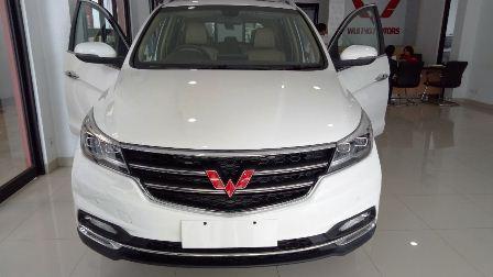 Harga Mobil Wuling Cortez Palembang