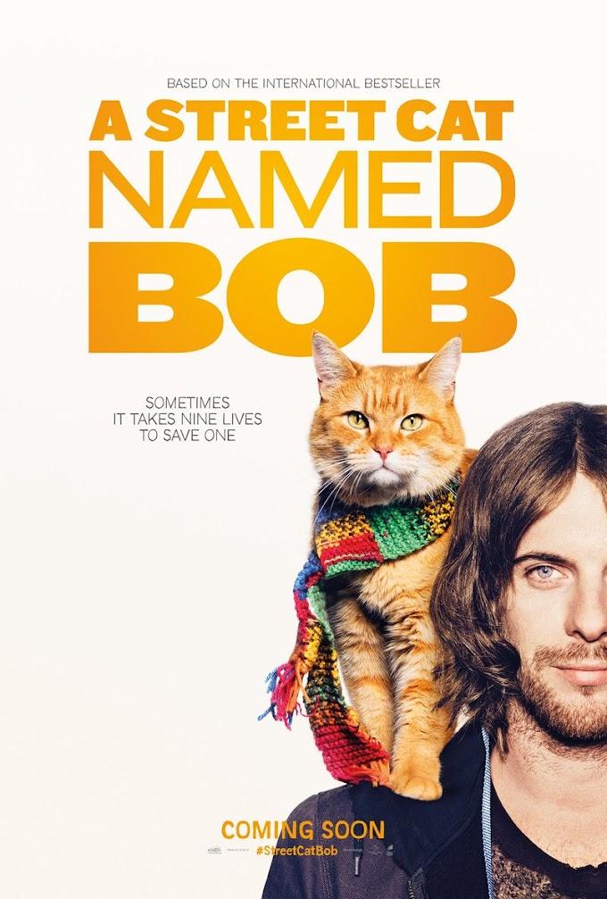 Review Filem A Street Cat Named Bob
