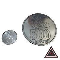 Jual alat sulap Jumbo Coin