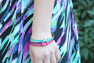 Forever 21 Bow Bracelets Arm Party