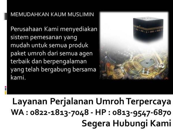 travel umroh nur ramadhan bandung