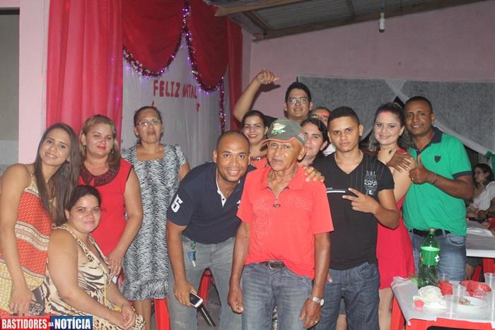 CONFIRA AS FOTOS DO NATAL DA FAMÍLIA ROSAs E AMIGOS