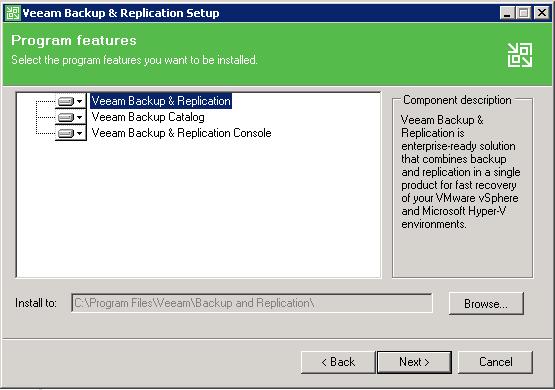 Veeam Availability Suite v9 5 - Backup Server Installation | TechCrumble