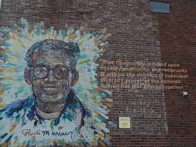 Street art dans Durham