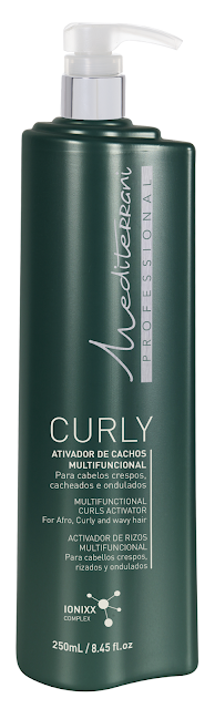 Curly - Mediterrani 250mL - belanaselfie