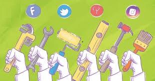 Top 5 Social Media Marketing Tools 2019