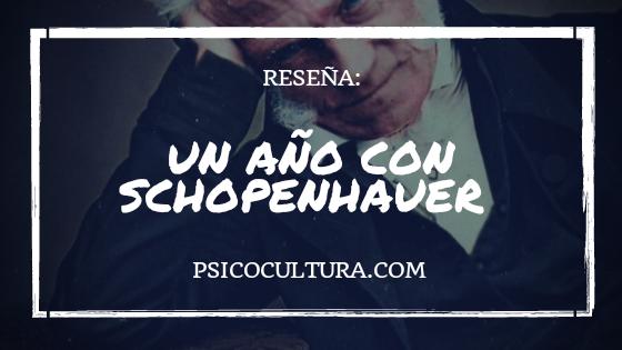 Reseña: Un año con Schopenhauer