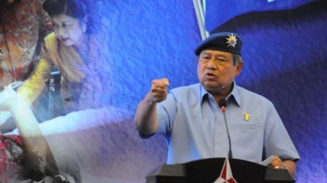 SBY Bantah Kalo Selama 10 Tahun Tidak Melakukan Apa-Apa!