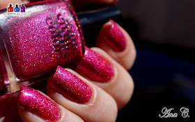 Cirque, lolly lips, pink holográfico, kawaii collection