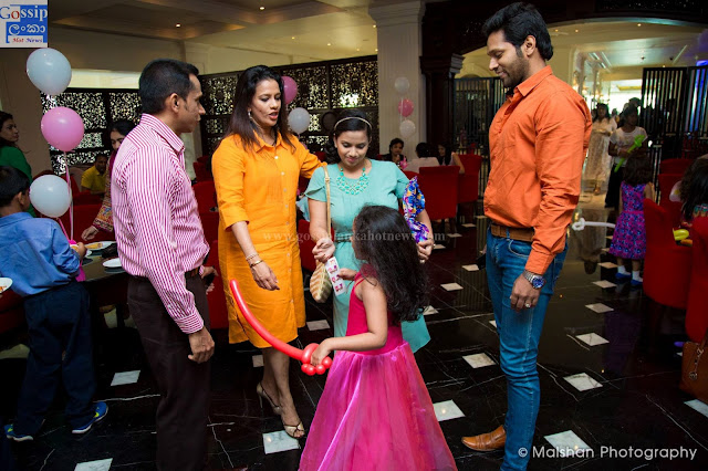 Actress Sangeetha Daughter birthday