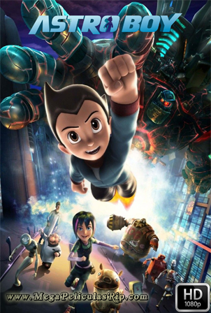 Astro Boy [1080p] [Latino-Ingles] [MEGA]