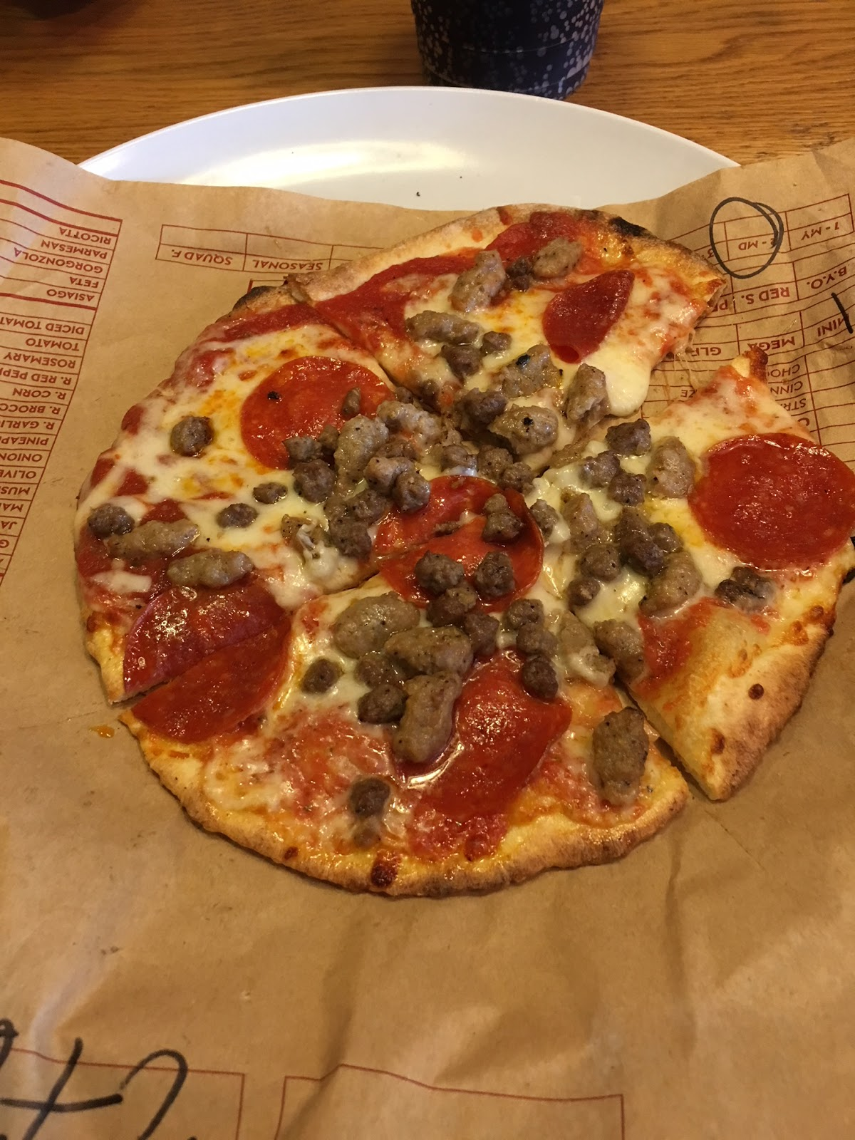MOD Pizza, 25680 Northwest Freeway, Cypress, TX | Chungry
