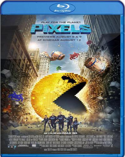 Pixels [2015] [BD25] [Latino]