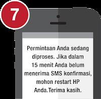 cara mengubah jaringan 3g ke 4g lte telkomsel