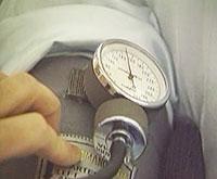 Tansiyon ölçmek