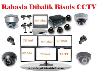 Bisnis, Info, CCTV, Profesional, Untung, Besar