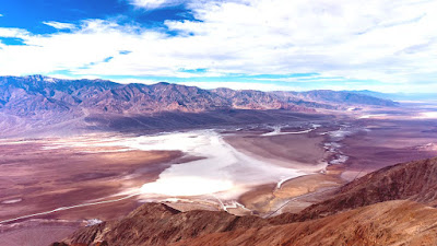 The Southwestern Sojourn - Day 23: Death Valley: Dante s View and Badwater Road