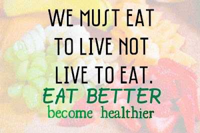 The Best Solution to Eat Foods, Because Food Is Not Enemy
