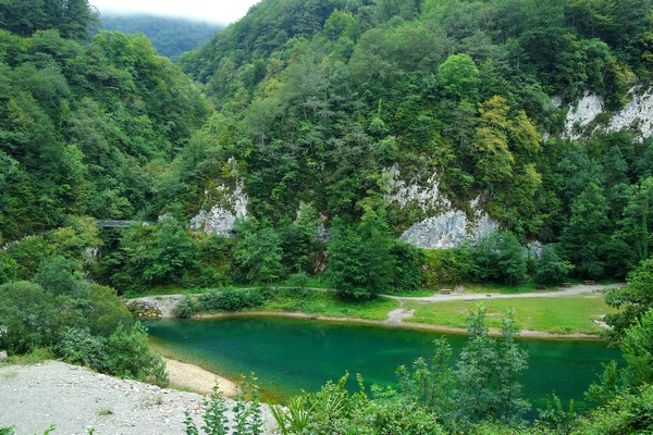 france pays basque gorges kakuetta
