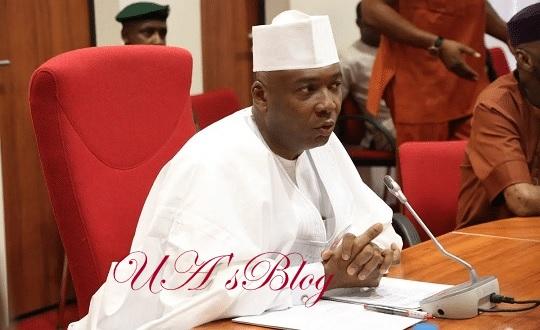 Full Speech of Saraki at Inauguration of Senate Ad-hoc Committee to Investigate lnvasion of Senate