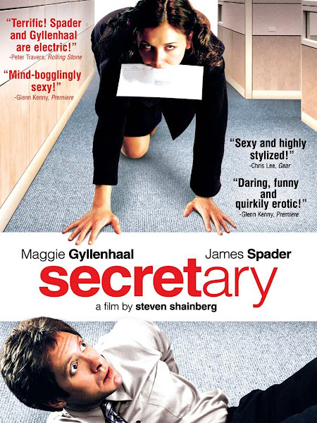 Poster of (18+) Secretary 2002 English 720p BluRay ESubs Full Movie Download
