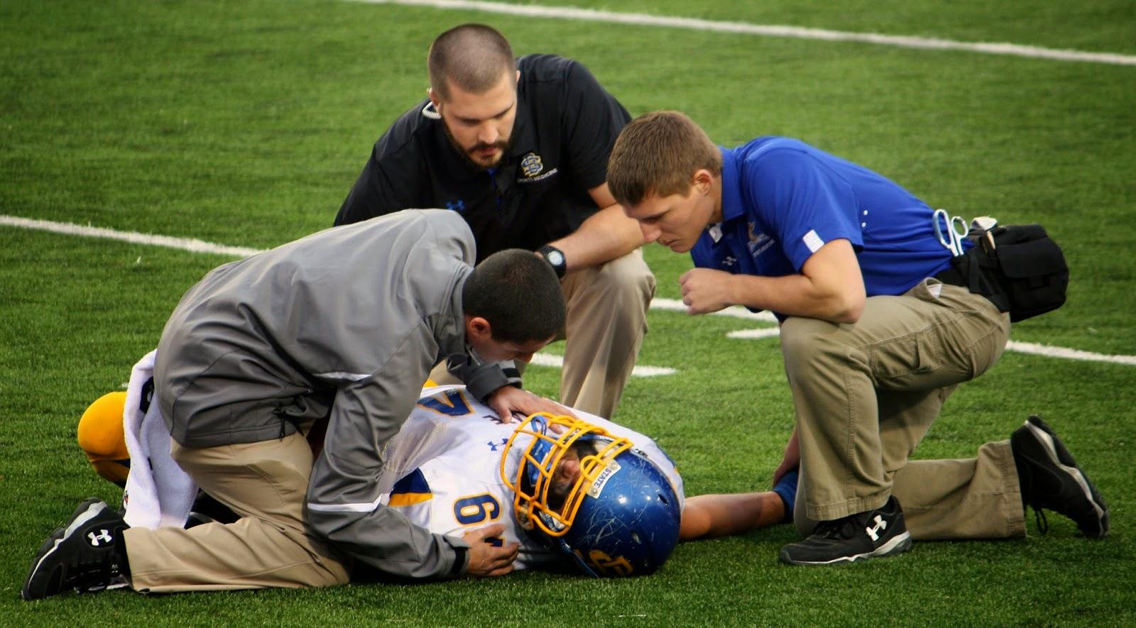 פסיכולוגיה של פציעות ספורט