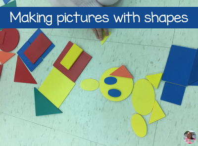 create a picture with 100 2D shapes
