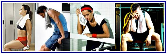 Headaches while working out